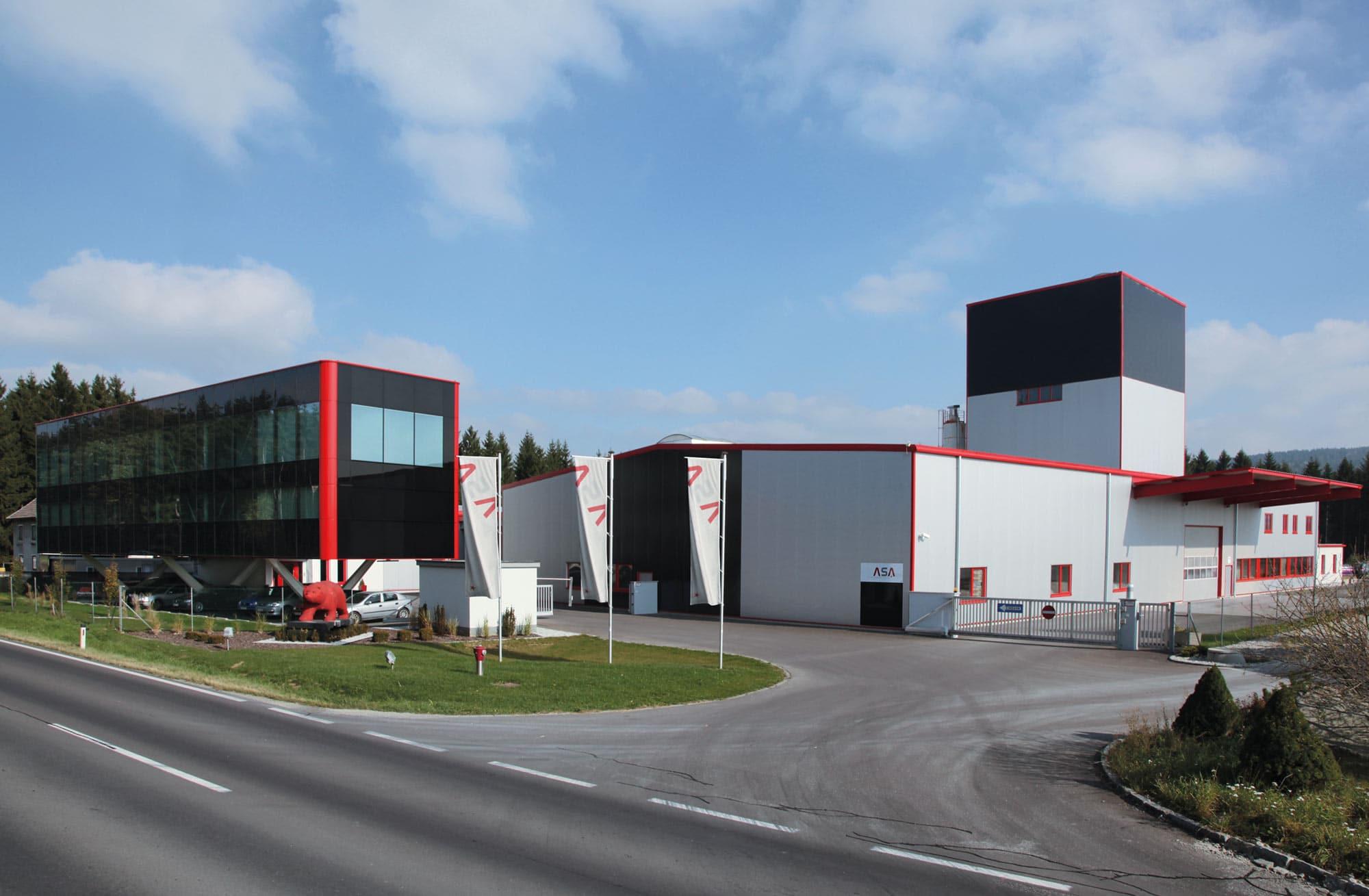 ASA Astrosysteme GmbH
