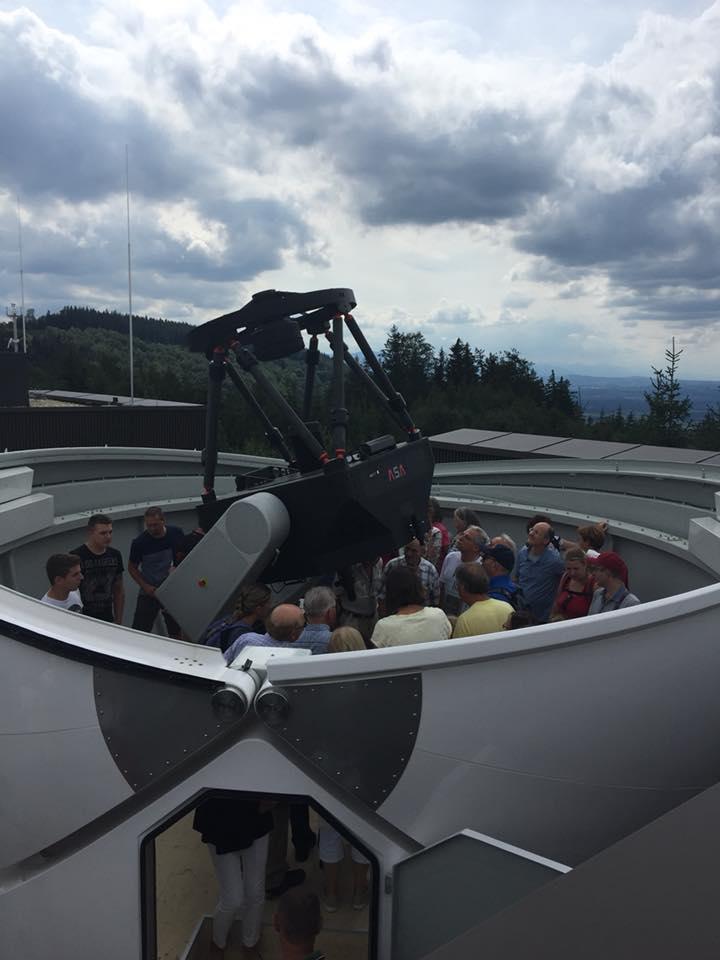 EQ1000 Salzburg Opening