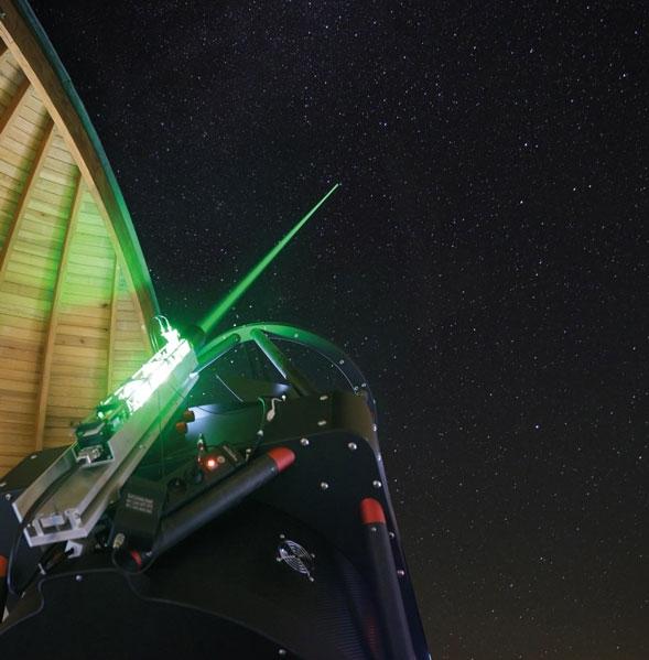 Laser Ranging