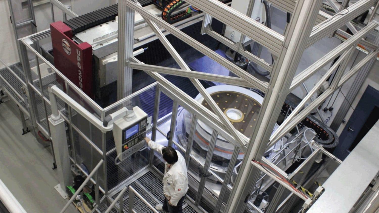 ASA optic production