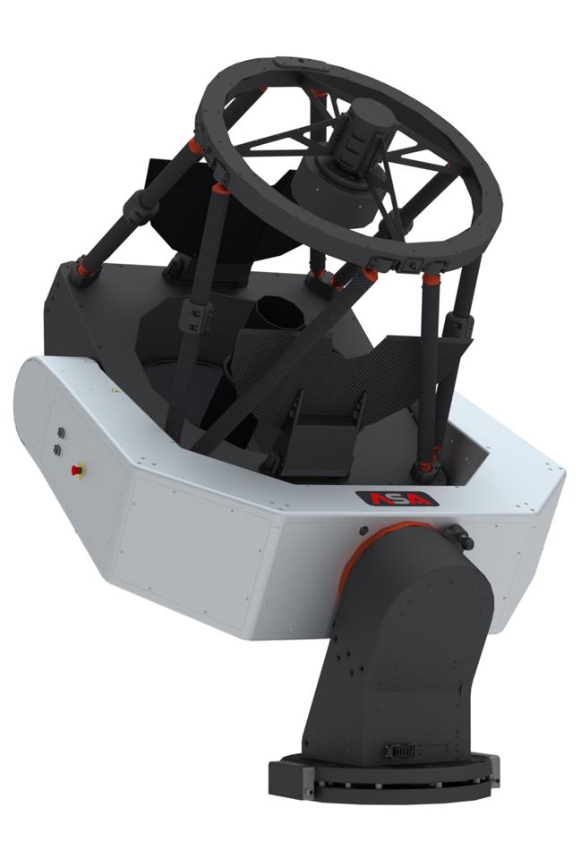 ASA EQ1000 Telescope