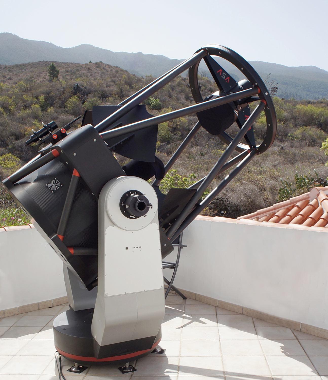 AZ800 Spain, La Palma