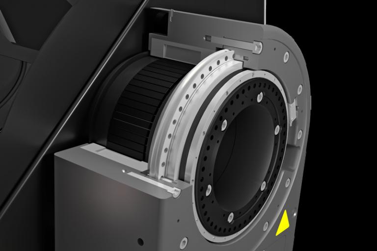 ASA Direct Drive Motor