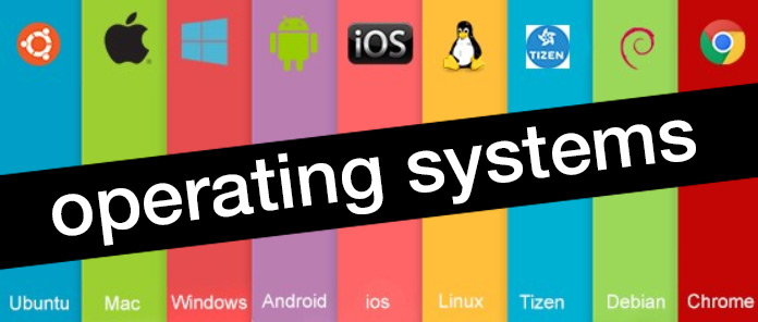 Never worry about operating systems